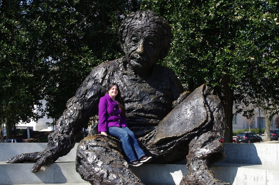 Einstein and I